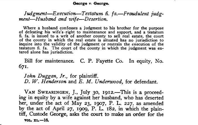 Lawsuitsummary.1913